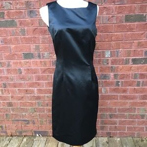 Saying sheath dress